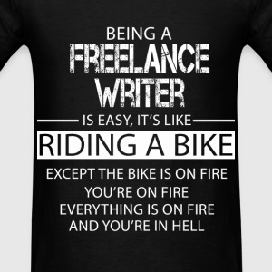 Freelance Writer T-Shirts - Men's T-Shirt