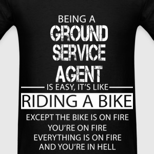 Ground Service Agent T-Shirts - Men's T-Shirt