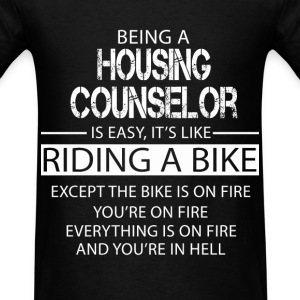 Housing Counselor T-Shirts - Men's T-Shirt
