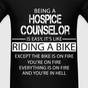 Hospice Counselor T-Shirts - Men's T-Shirt