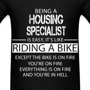 Housing Specialist T-Shirts - Men's T-Shirt