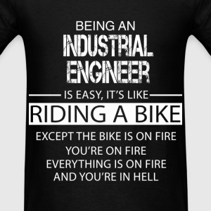 Industrial Engineer T-Shirts - Men's T-Shirt