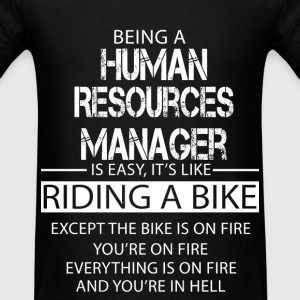 Human Resources Manager T-Shirts - Men's T-Shirt