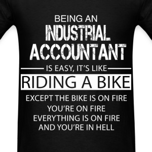 Industrial Accountant T-Shirts - Men's T-Shirt