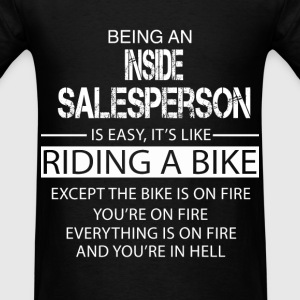 Inside Salesperson T-Shirts - Men's T-Shirt