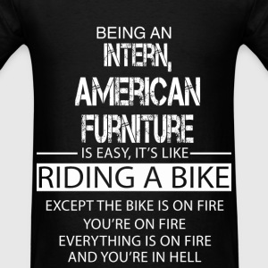 Intern, American Furniture T-Shirts - Men's T-Shirt