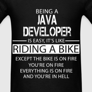 Java Developer T-Shirts - Men's T-Shirt