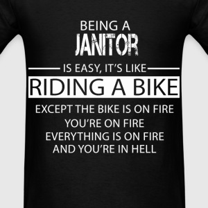Janitor T-Shirts - Men's T-Shirt