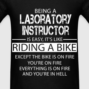 Laboratory Instructor T-Shirts - Men's T-Shirt