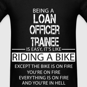 Loan Officer Trainee T-Shirts - Men's T-Shirt