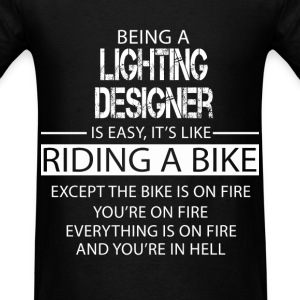 Lighting Designer T-Shirts - Men's T-Shirt