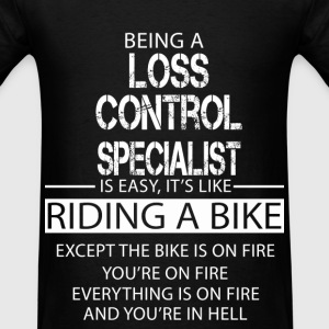 Loss Control Specialist T-Shirts - Men's T-Shirt