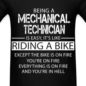 Mechanical Technician T-Shirts - Men's T-Shirt