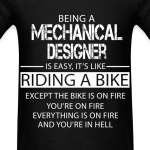 Mechanical Designer T-Shirts - Men's T-Shirt