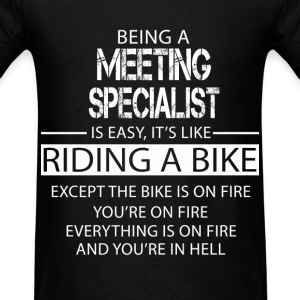 Meeting Specialist T-Shirts - Men's T-Shirt