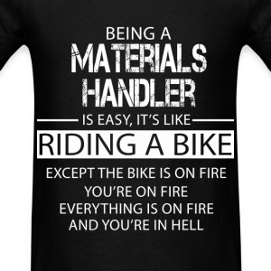 Materials Handler T-Shirts - Men's T-Shirt
