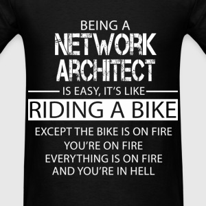 Network Architect T-Shirts - Men's T-Shirt