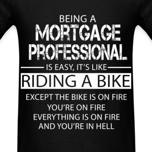 Mortgage Professional T-Shirts - Men's T-Shirt