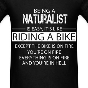 Naturalist T-Shirts - Men's T-Shirt