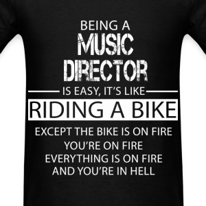 Music Director T-Shirts - Men's T-Shirt