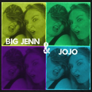 Men's Big Jenn and JoJo Official T-Shirt - Men's T-Shirt