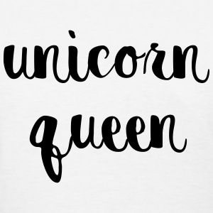 Unicorn Queen T-Shirts - Women's T-Shirt