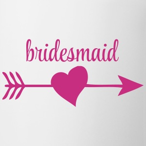 Bridesmaid Mugs & Drinkware - Coffee/Tea Mug