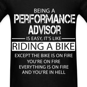 Performance Advisor T-Shirts - Men's T-Shirt