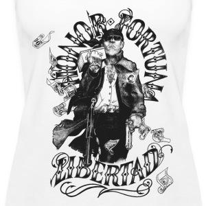 Badass Gangster Tanks - Women's Premium Tank Top