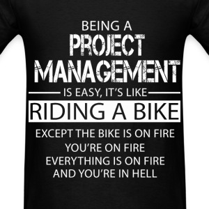 Project Management T-Shirts - Men's T-Shirt