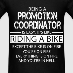 Promotion Coordinator T-Shirts - Men's T-Shirt