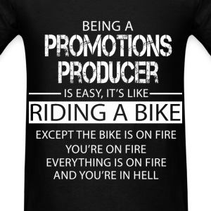 Promotions Producer T-Shirts - Men's T-Shirt