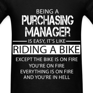 Purchasing Manager T-Shirts - Men's T-Shirt