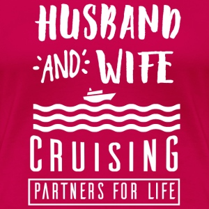 Husband and wife T-Shirts - Women's Premium T-Shirt
