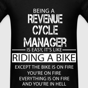 Revenue Cycle Manager T-Shirts - Men's T-Shirt