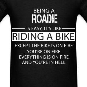 Roadie T-Shirts - Men's T-Shirt