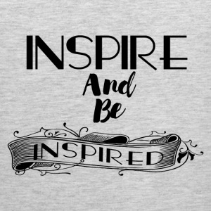 INSPIRE AND BE INSPIRED Sportswear - Men's Premium Tank