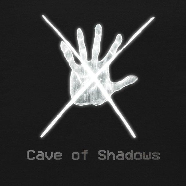 "Cave of Shadows ""Hand Symbol"" Crewneck Sweatshirt"
