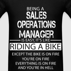 Sales Operations Manager T-Shirts - Men's T-Shirt