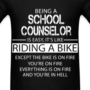 School Counselor T-Shirts - Men's T-Shirt
