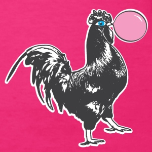 Chicken Chews Bubble Gum T-Shirts - Women's T-Shirt