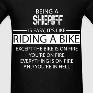 Sheriff T-Shirts - Men's T-Shirt