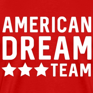 American Dream Team T-Shirts - Men's Premium T-Shirt