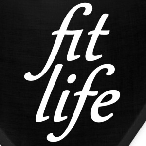 fit life white Caps - Bandana