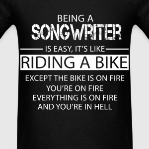 Songwriter T-Shirts - Men's T-Shirt