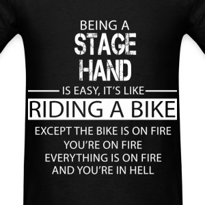 Stage Hand T-Shirts - Men's T-Shirt