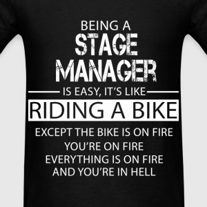 Stage Manager T-Shirts - Men's T-Shirt