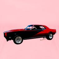 Design ~ Camaro SS Lady Tee