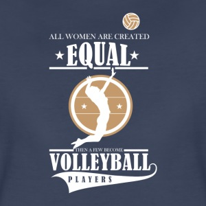 Volleyball players T-Shirts - Women's Premium T-Shirt