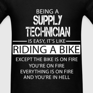 Supply Technician T-Shirts - Men's T-Shirt